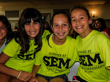 Summer at SEM Reinvented: Now with Sleepaway, Immersion and Intensive Squash